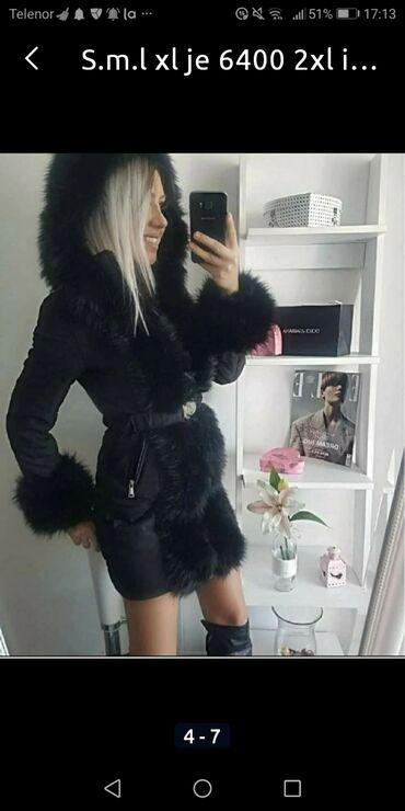Novo  Zimska jakna  Fenomenalan model,,,, kvalitet  100e