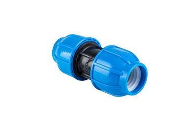 Пластик трубы цена - Кыргызстан: Фитинг компрессионный Муфта Ø20 Ø25 Ø32 Ø40 Ø50 Ø63 Ø75 Ø90