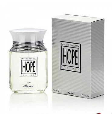 Hope etir rasasi duxi etir sifariwi sifarisi duxi parfum online