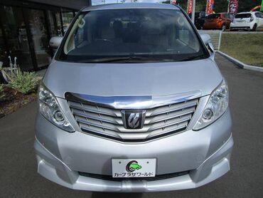 наклейки на авто надписи на заказ in Кыргызстан   АВТОЗАПЧАСТИ: Toyota Alphard 3.5 л. 2010   80000 км