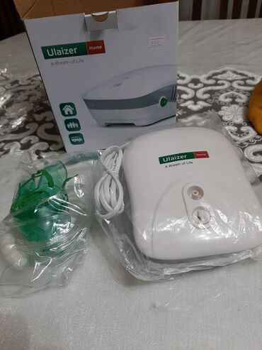 Ингалятор компрессорный cn 233 бишкек - Кыргызстан: Инголятор новый не ползованный за 2500с дадим