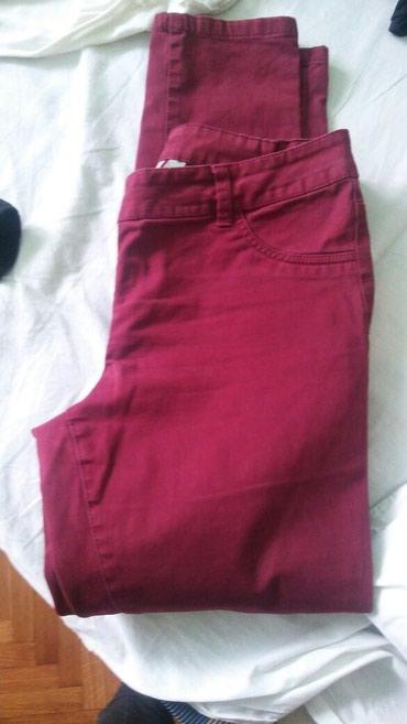 Prelepe pantalone.puno elastuna.vrlo udobne.br.42 - Jagodina