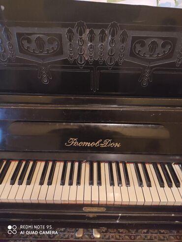 мелодия пианино в Кыргызстан: Ростов-Дон в хорошем состоянии уступка есть