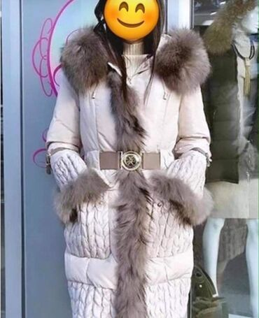 Prelepa topla jakna ja krznom ponovo dostupna extra cena