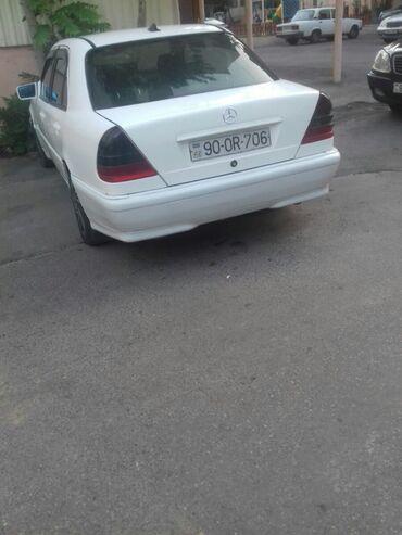 brilliance m2 1 8 at - Azərbaycan: Mercedes-Benz C 180 1.8 l. 1999