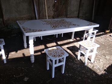 Мебель на заказ | Столы, парты | Самовывоз