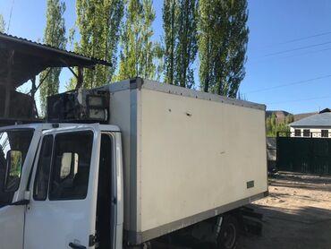 продажа рефрижераторов бу в Кыргызстан: Продаю РефрижераторДлина 4.10 ширина 2.20Состояние отличное.#будка