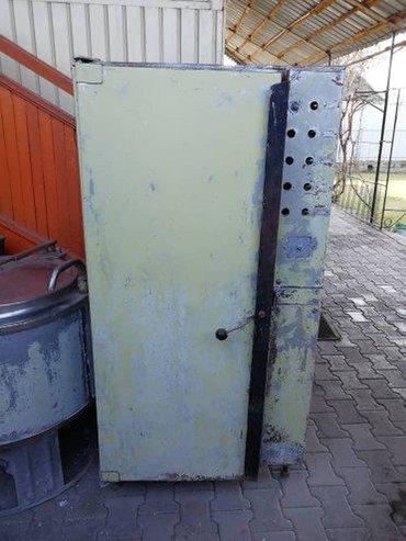 Шкаф пекарский электрический (электропечь) в рабочем состоянии. Для