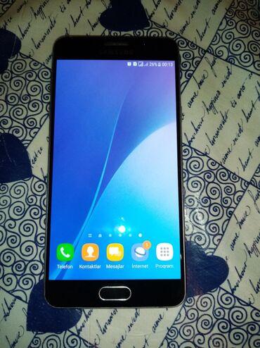 İşlənmiş Samsung Galaxy A5 2016 16 GB qara