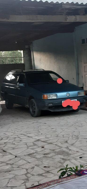 Транспорт - Араван: Volkswagen Passat 2 л. 1990   380000 км