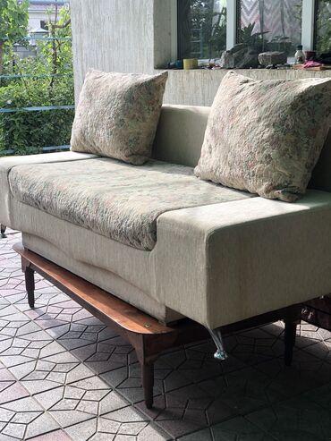 Мебельные услуги - Кыргызстан: Срочно продаю диван, производства Лина. Состояние идеальное. Цена
