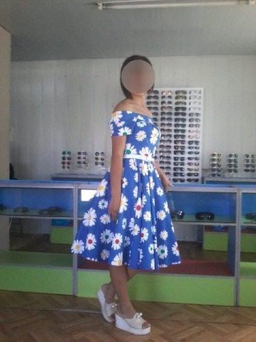 Платье, размер подходит на 44, 46! в Токмак