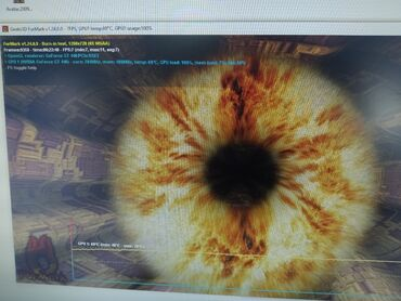 Видео- и звуковые карты - Бишкек: GT 440 2 gb(DDR 3) 128 бит температуру держит 1600 сом