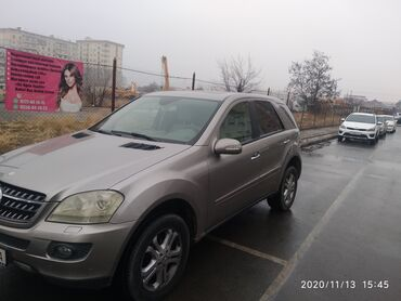 Mercedes-Benz ML 350 3.5 л. 2006