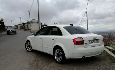 Audi - Azərbaycan: Audi A4 2.4 l. 2002 | 175000 km