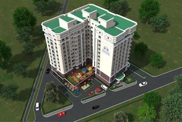 Продается квартира: 2 комнаты, 76 кв. м., Бишкек в Бишкек