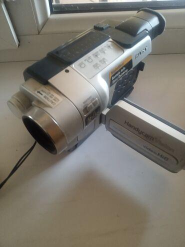 Электроника - Арчалы: Продаю видеокамеру SONY DCRОтлично работаетСостояние отличноеТолько
