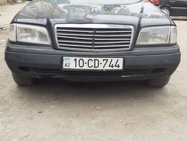 ceska ayaqqabi - Azərbaycan: Mercedes-Benz C 180 1994