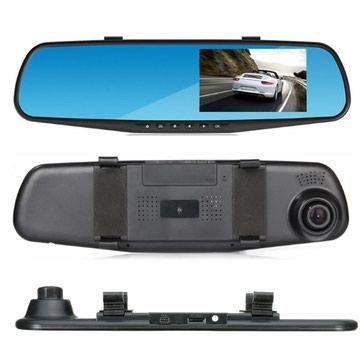 kicik kameralar - Azərbaycan: Videoqeydiyyatçı və salon güzgüzü + arxa görüntü kamerası.Vehicle