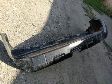 Продаю заднюю пол бампера на Тойота 4раннер.2008г.в(рестайлинга)