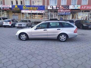 mercedes w124 e500 купить в россии в Кыргызстан: Mercedes-Benz C-Class 1.8 л. 2002   230000 км