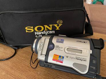 Sony camera, əla vəziyyətdə