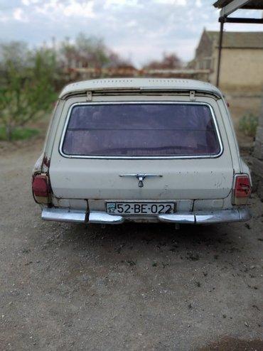 QAZ Bakıda: QAZ 24 Volga 6.1 l. 1979   500 km