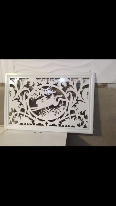 фанера 18 мм в Кыргызстан: Декоративные панели . Делаем любой рисунок . Толщина материала :4 мм