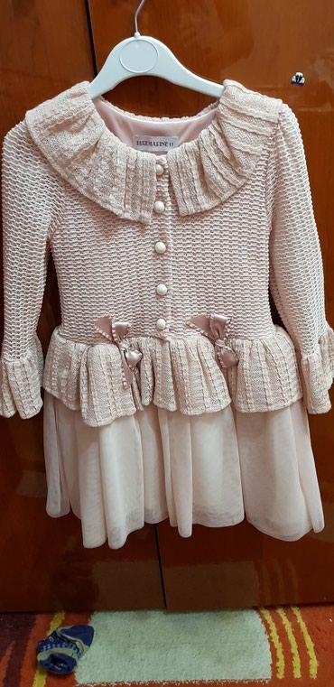 Продаю платье для девочки 4-7 лет. в Бишкек