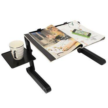 Стол можно ставить в любое удобное для вас место и работать с