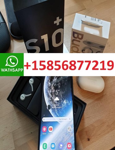 Samsung Galaxcy S10 plus 512GB σε Athens