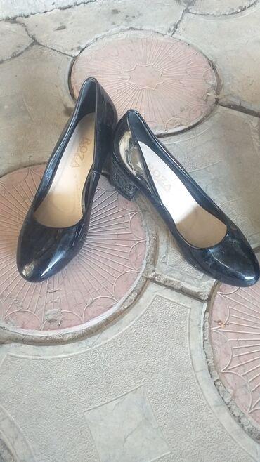 Женская обувь в Беловодское: Туфли почти новый