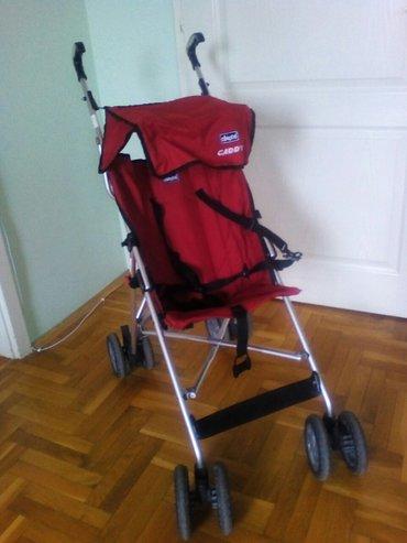 Chicco caddy letnja kolica sa torbom i ceradom za kisu na prodaju - Novi Sad