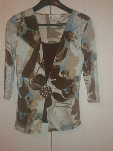 Elegantna bodi bluzica,rukav tricetvrt kupljena u Montrealu. - Valjevo