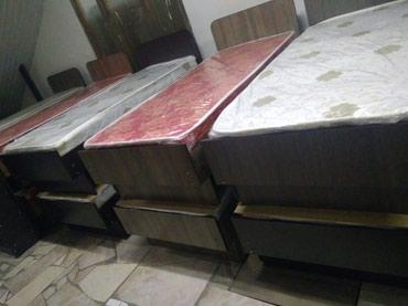 Кровать односпальные новый доставка в Бишкек