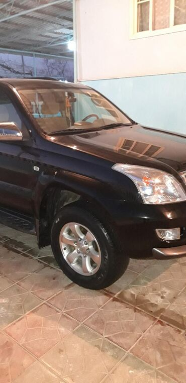 в Мугань: Toyota Land Cruiser Prado 2.7 л. 2009 | 52000 км