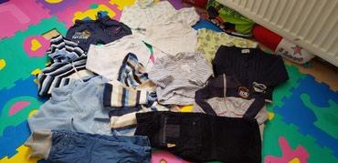 Decija garderoba, velicina 74-80 cena je po paketu - Pozarevac