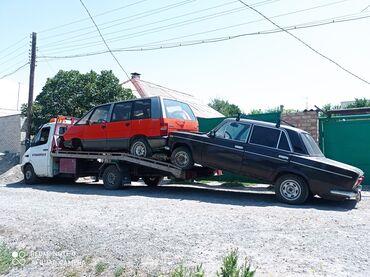 Автоуслуги - Кыргызстан: Эвакуатор | С лебедкой, С ломаной платформой, С частичной погрузкой Селекционное