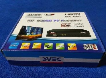 тв тюнеры avermedia в Кыргызстан: Ресивер, тюнер, приставка DVB T2 - приставка для просмотра цифрового