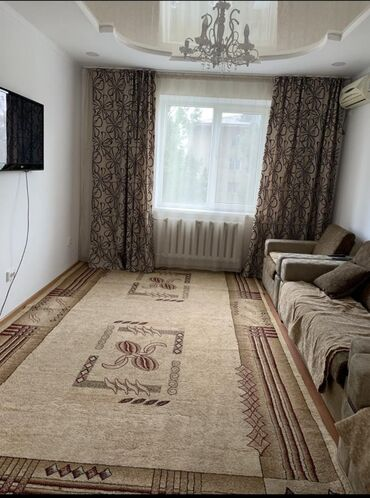 Сдается квартира: 4 комнаты, 80 кв. м, Бишкек