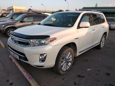 Toyota - Кыргызстан: Toyota Highlander 3.5 л. 2012