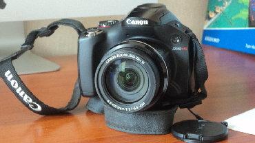 canon профессиональный фотоаппарат в Азербайджан: CANON SX40 HS   (Б\У) состояние отличное !