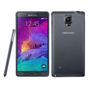 Требуется ремонт Samsung Galaxy Note 4 32 ГБ Черный