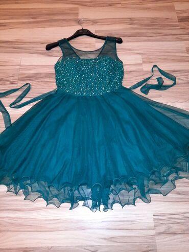 qisa don - Azərbaycan: Dress Ziyafət Fashion Girl S