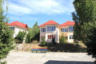 Двухэтажный коттедж общей площадью 131м2, находится на территории in Кара-Ой