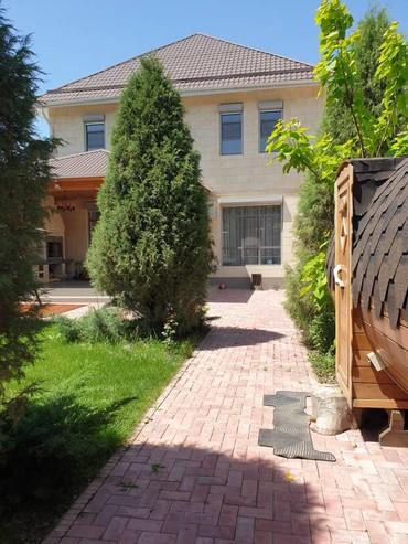 Новый,шикарный трёх этаж особняк,со в Бишкек