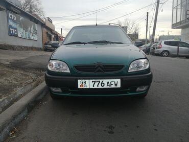 citroen lna в Кыргызстан: Citroen Saxo 1.4 л. 1999 | 111111 км