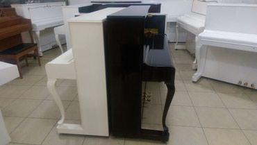 Bakı şəhərində Pianinolar satılır - çatdırılma - köklenme ve 5 il zemanetle.