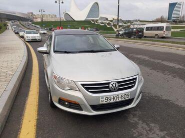 Volkswagen Azərbaycanda: Volkswagen Passat CC 2 l. 2009 | 198000 km