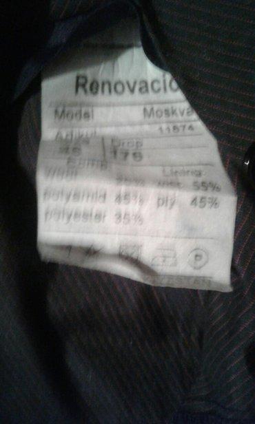 костюм комплект  размер 46. рубашка 39 размер. кожаные туфли  в Бишкек